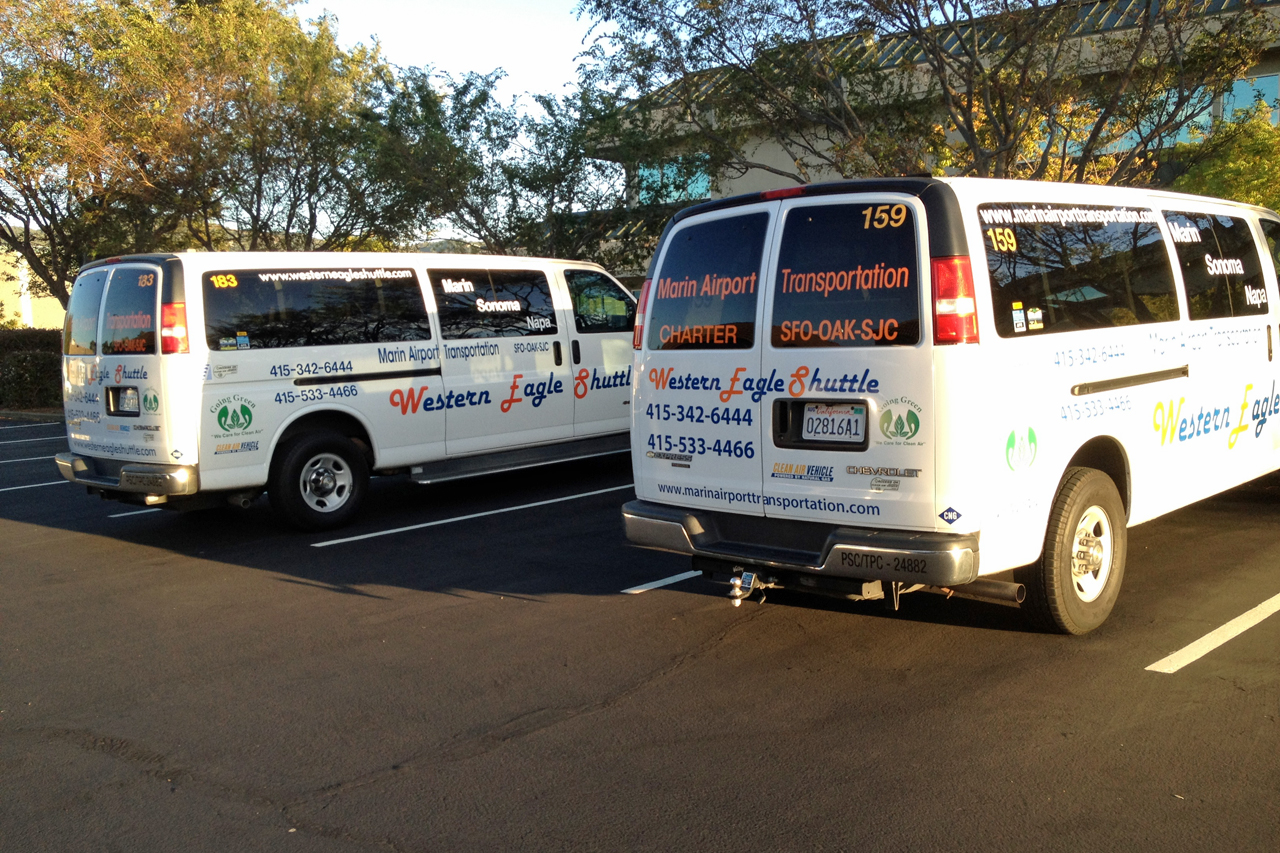 pricing for airporter shuttle service | private direct non stop and